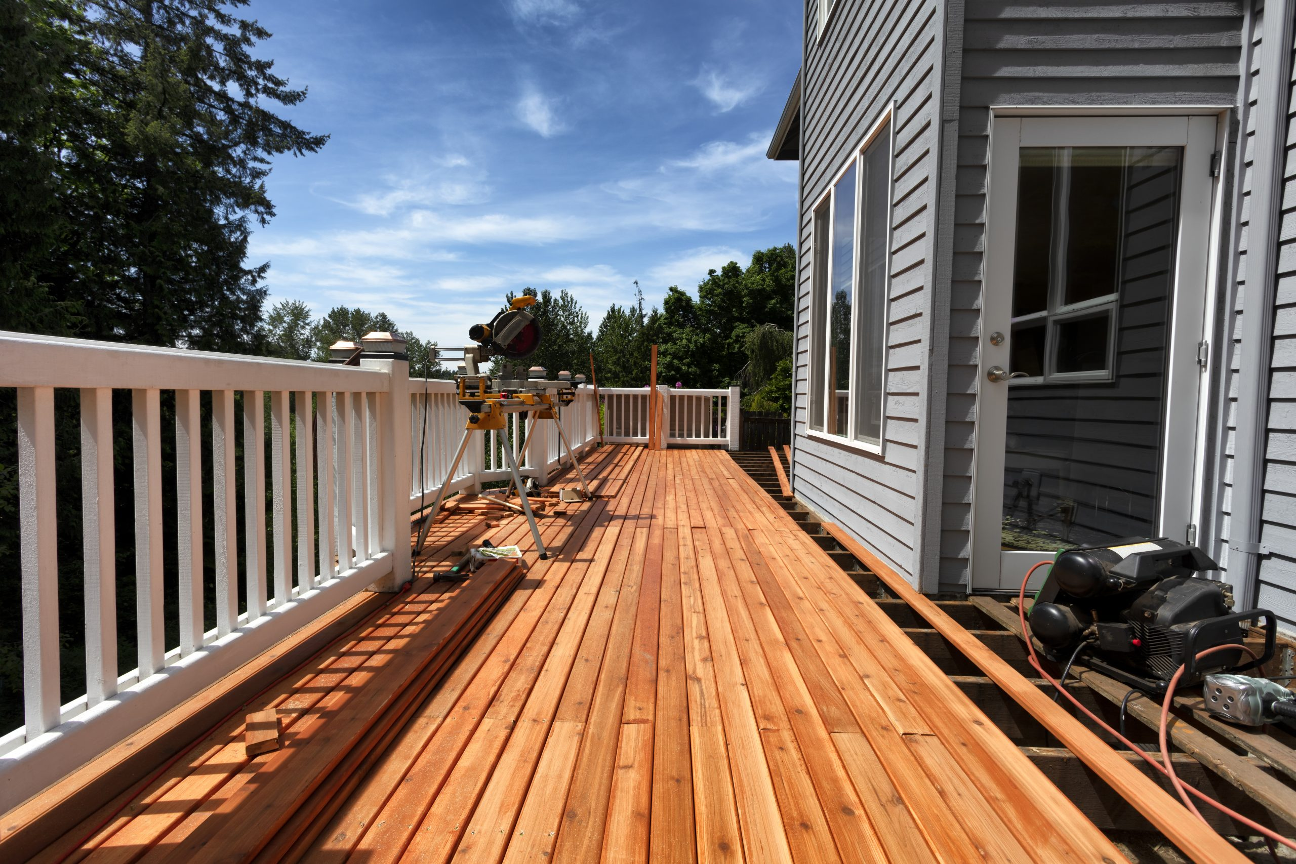 Deck and Siding Installation and Renovation in Morton Grove